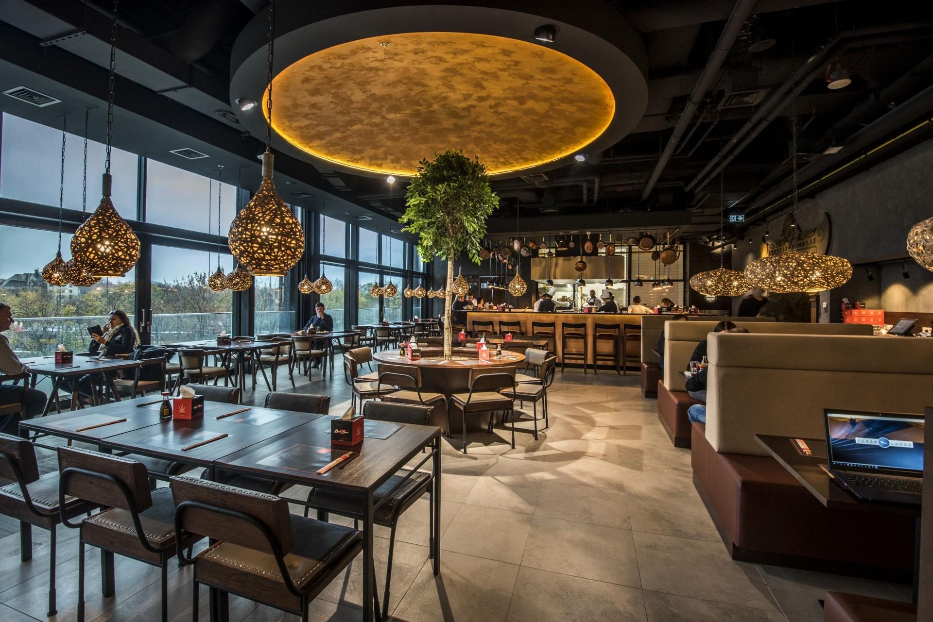 Azia Restaurants Azjatyckie Smaki W Sercu Warszawy